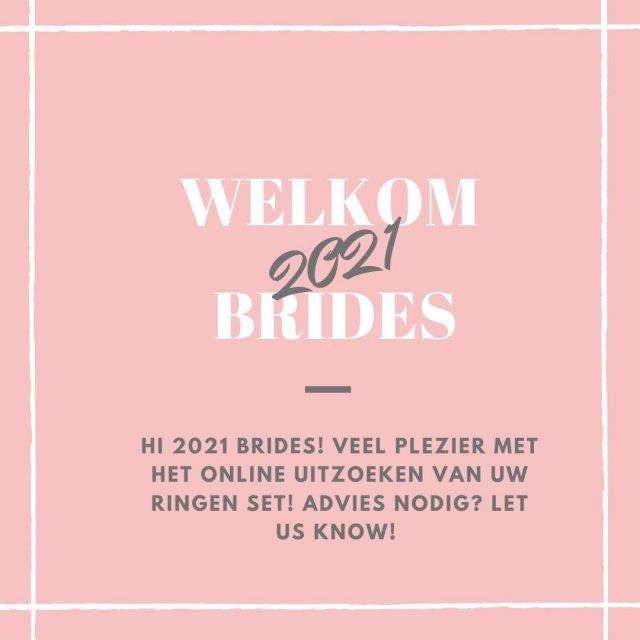 2021 brides