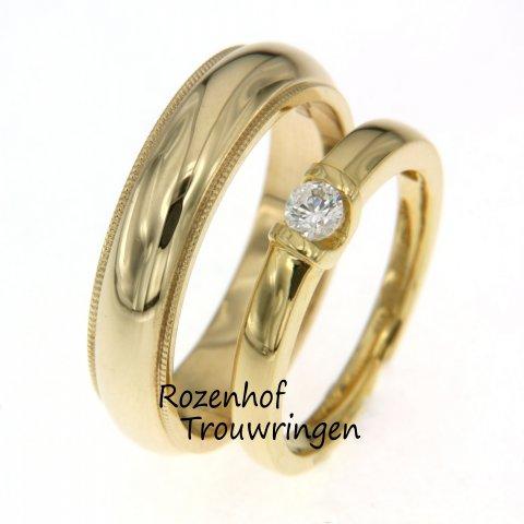 Houdt u van trouwringen met een klassieke touch? Contacteer dan snel Rozenhof Trouwringen en bekijk het aanbod in klassieke trouwringen in het echt!