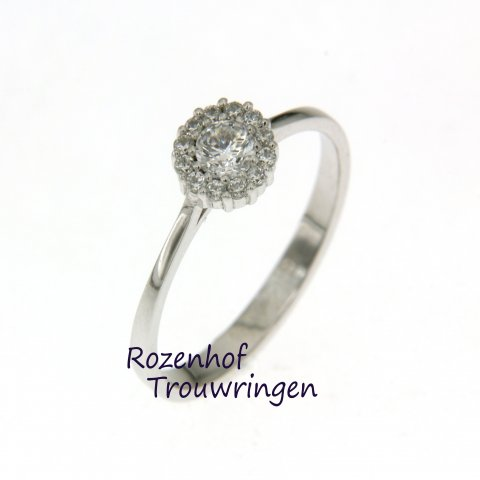 Komt u binnenkort een kijkje nemen bij Rozenhof Trouwringen om een verlovingsring voor uw aanstaande uit te zoeken? Wij bieden ook budget verlovingsringen aan.