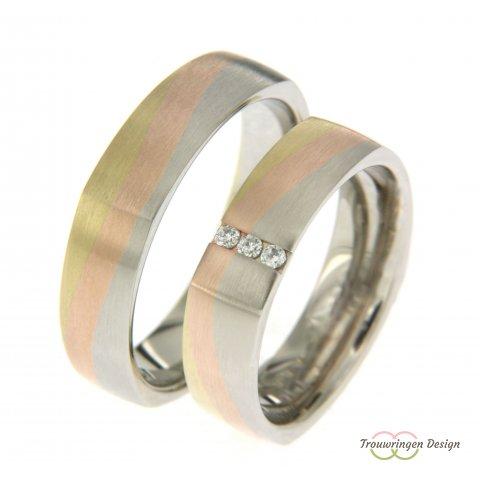 Tricolor ringen