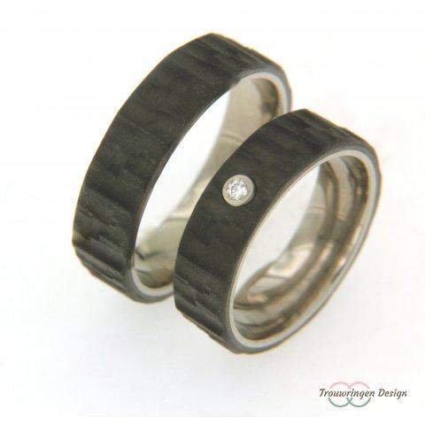 Ringen met contrast